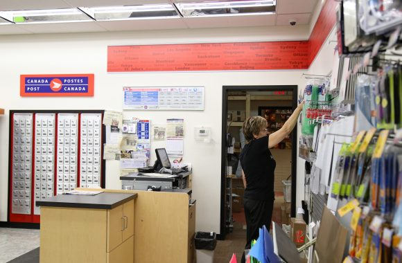 Canada Post Outlet Bonnyville